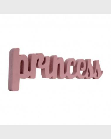 """Princess"" decorative writing rose for shabby chic bedroom - RE6316 - Mobili Rebecca®"