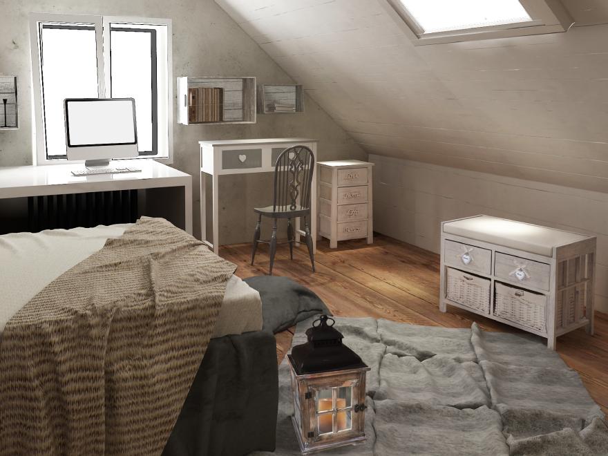 5 idee per arredare la camera da letto in stile shabby chic - Le piu belle camere da letto moderne ...