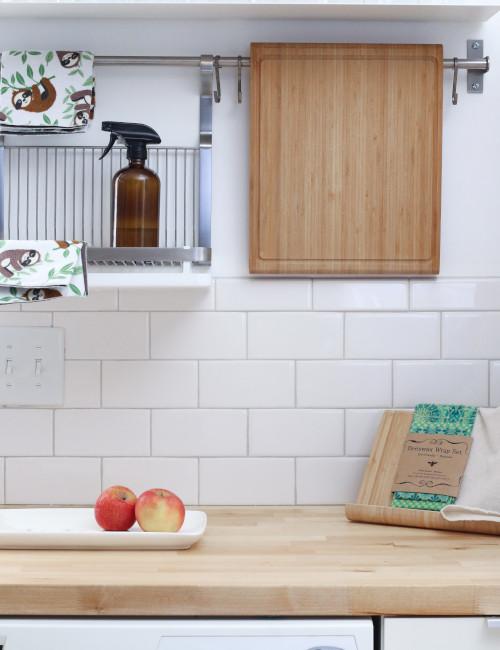 Accessori per abbellire la cucina