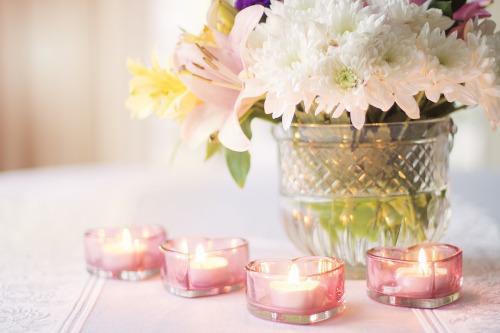Arredamento provenzale - fiori