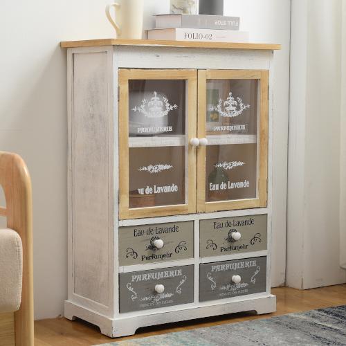 Arredamento provenzale - mobili decorati
