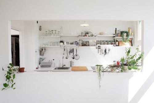 Arredare Una Cucina Piccola Idee E Soluzioni Per Cucine Mignon Rebecca Mobili