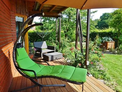 Arredare il terrazzo: la veranda