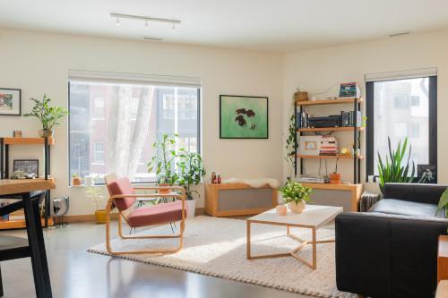 Arredare il soggiorno con i tappeti