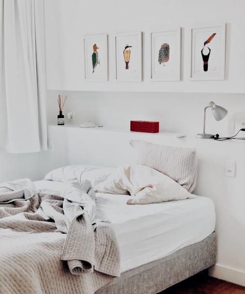Arredare stile nordico - bianco e tonalità neutre
