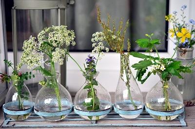 Arredare il terrazzo - vasetti per piante