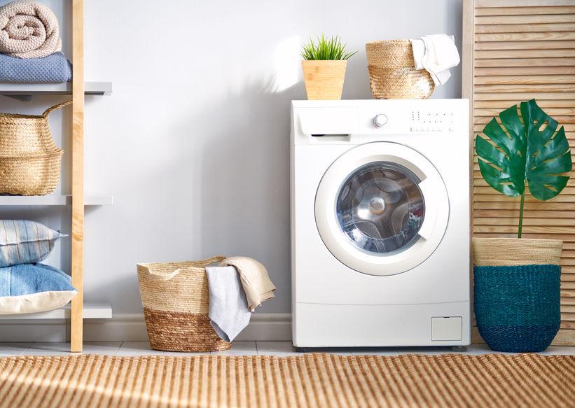 Come arredare la lavanderia con ordine e stile