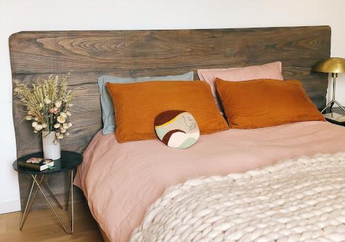 Boiserie in camera da letto
