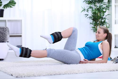 Cavigliere per fare sport a casa