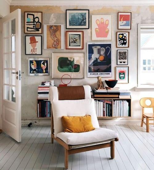 Decorare pareti per rendere casa accogliente