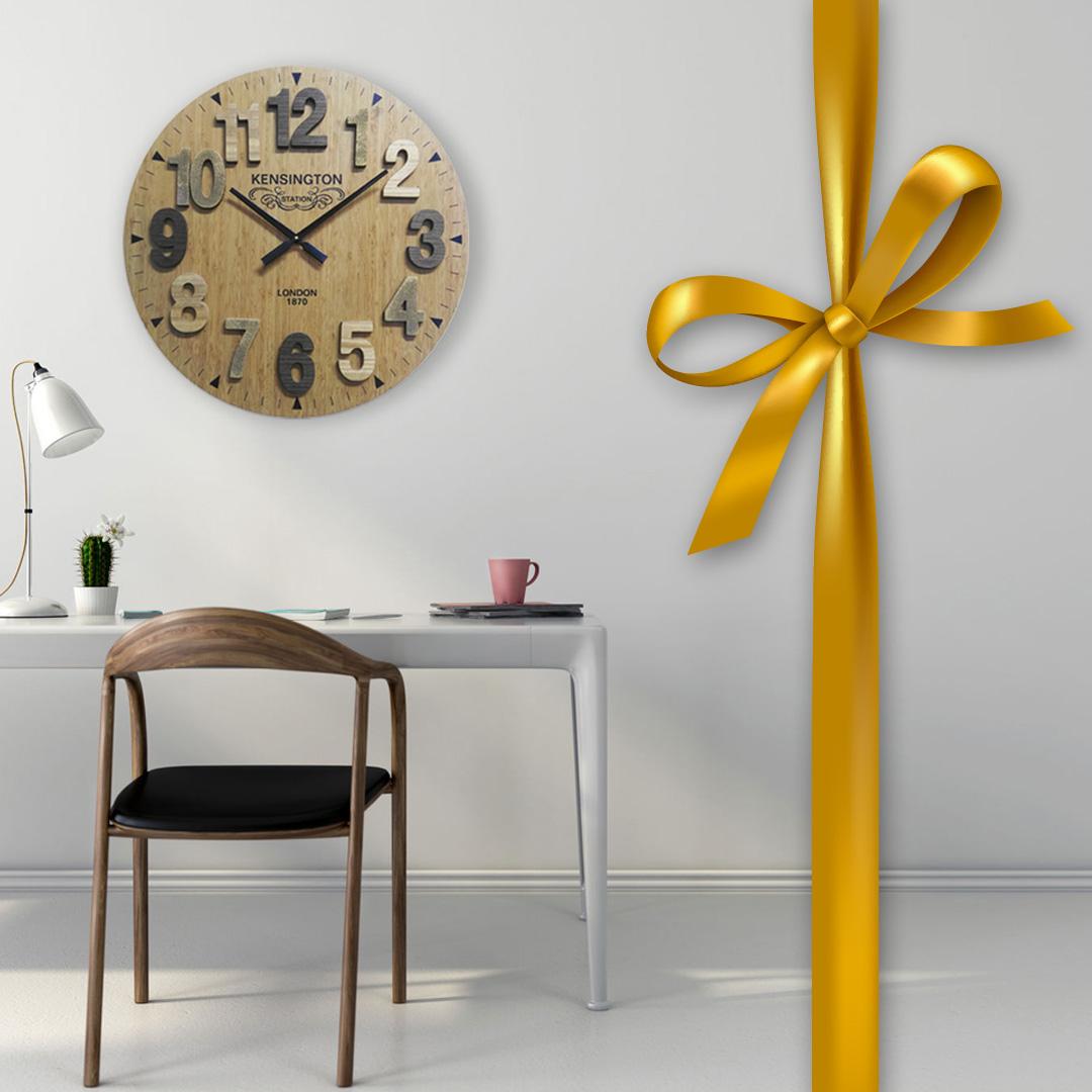 Idee regalo per San Valentino - Orologio decorativo