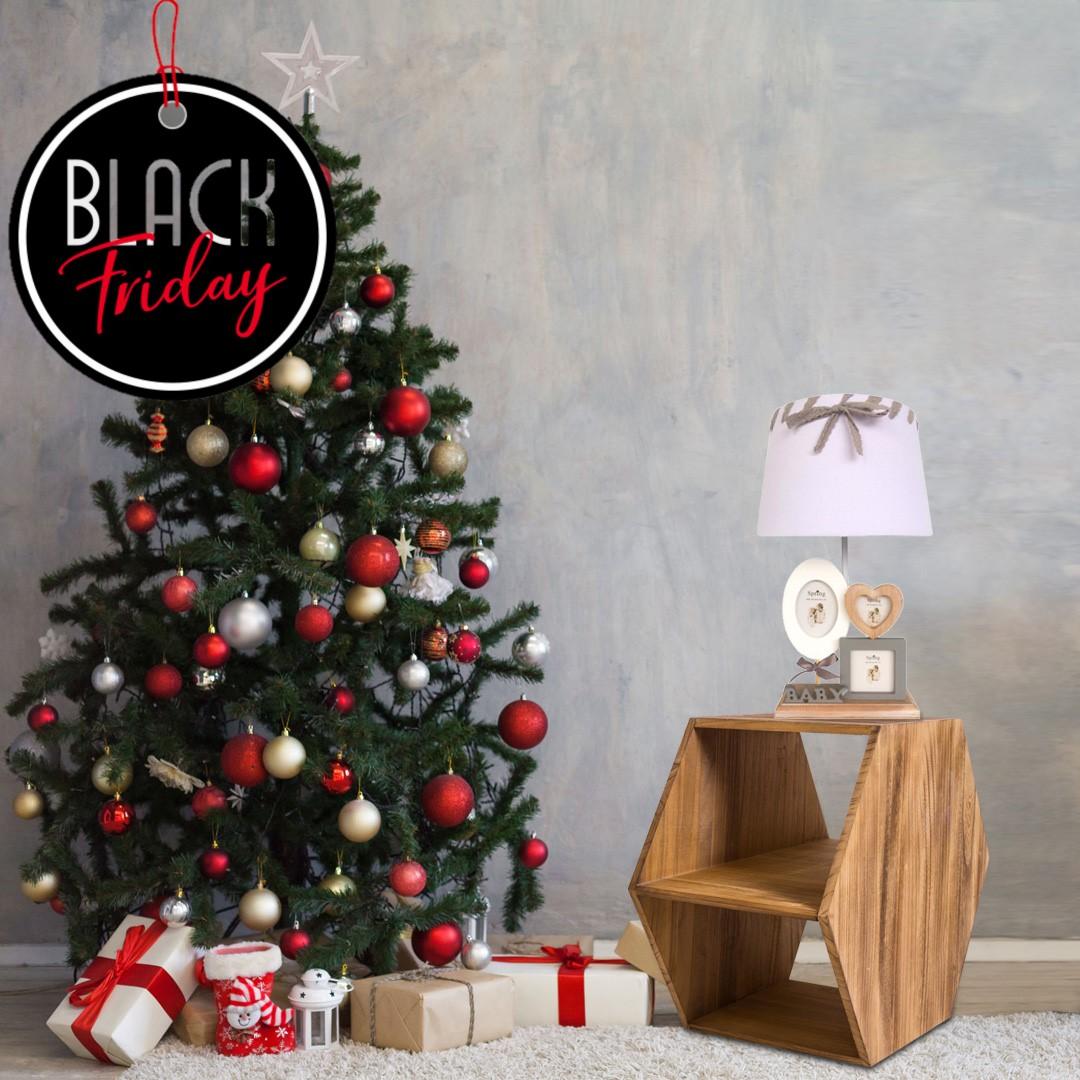 Black Friday Mobili Rebecca - sconto del 20% su tutte le lampade