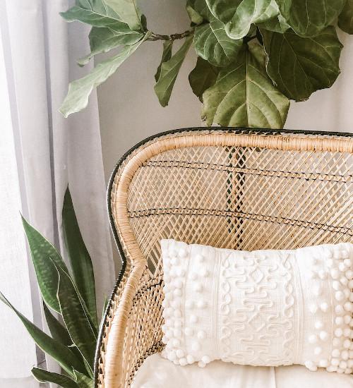 I mobili per un arredamento in stile boho chic