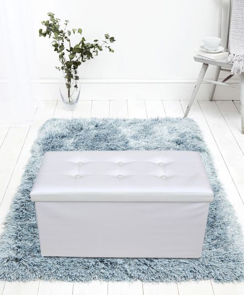 Pouf in bagno