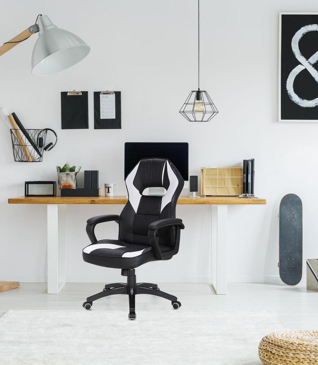 Sedia da ufficio ergonomica da arredo ufficio