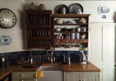Der rustikale Charme ländlicher Küchen