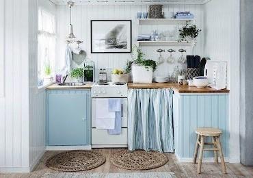 5 consigli per arredare la cucina di una casa al mare