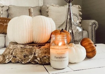 7 ispirazioni per decorare casa in autunno