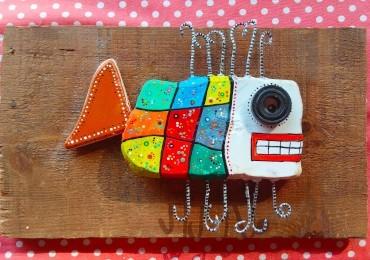 Come decorare le cassette di legno con il fai-da-creativo!