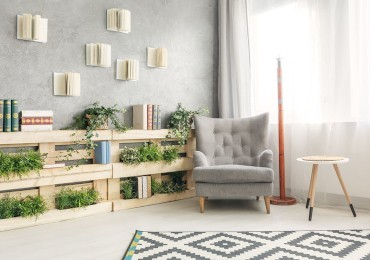 Creating a reading corner at home: 4 ideas...to be read in one breath!