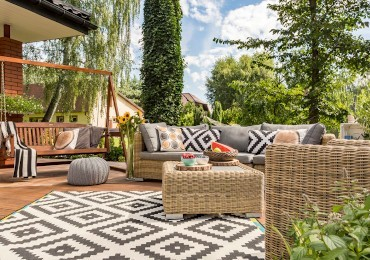 The relaxation corner in the garden: 4 ideas to better furnish it!