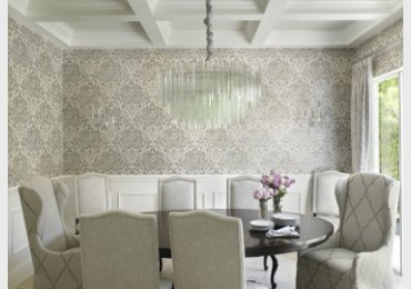 Shabby chic walls: 5 striking ideas to refresh the house