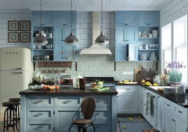 How to furnish a Provencal kitchen: the complete guide
