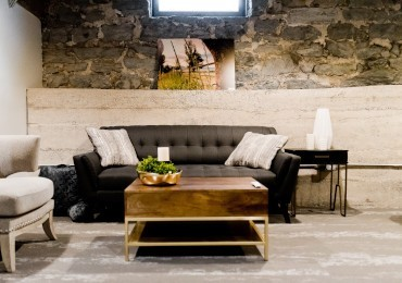 5 tips for furnishing your home in an industrial style