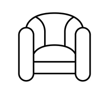 Chaise de sac